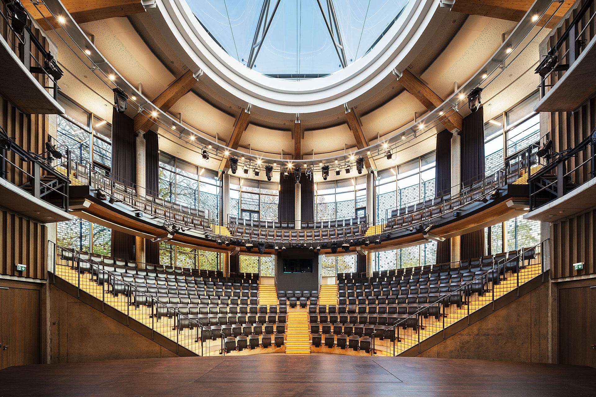 Neues Globe | Schwäbisch Hall | © Atelier Altenkirch